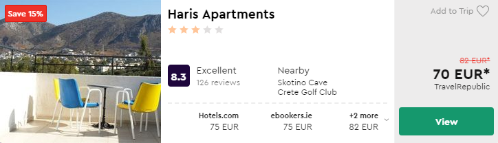 Haris Apartments