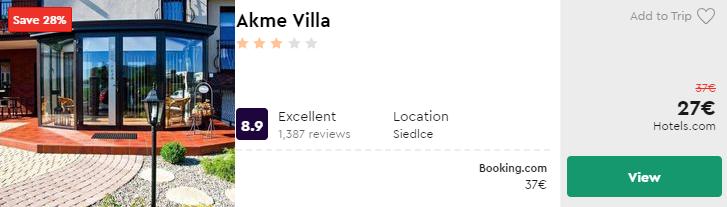 Akme Villa