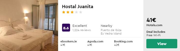Hostal Juanita