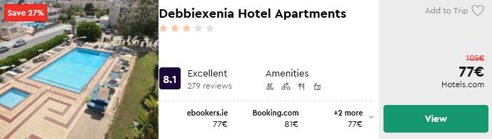 Debbiexenia Hotel Apartments