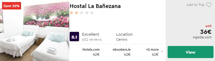 Hostal La Bañezana