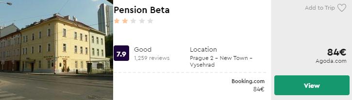 Pension Beta