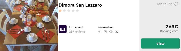 Dimora San Lazzaro