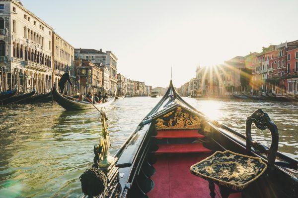 венеція гондола