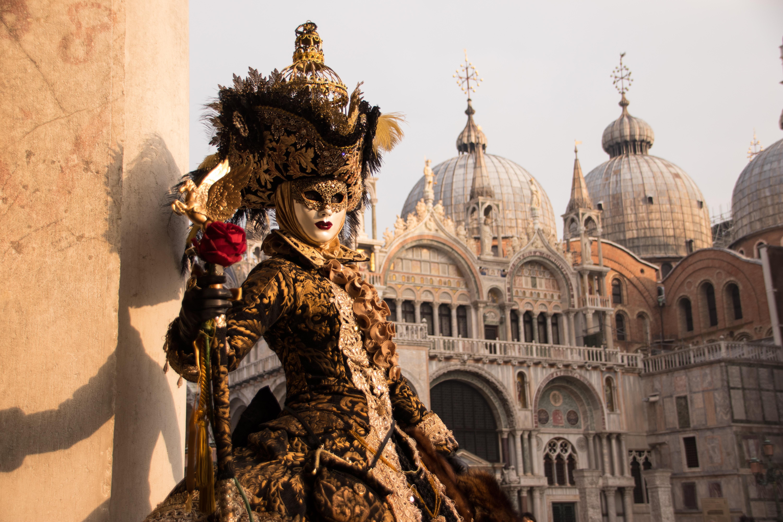 венеція маска мона