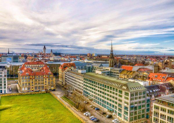 Німеччина Лейпциг