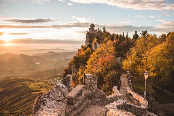Італія Сан Марино