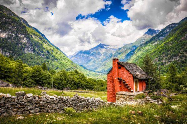 Швейцарія Альпи