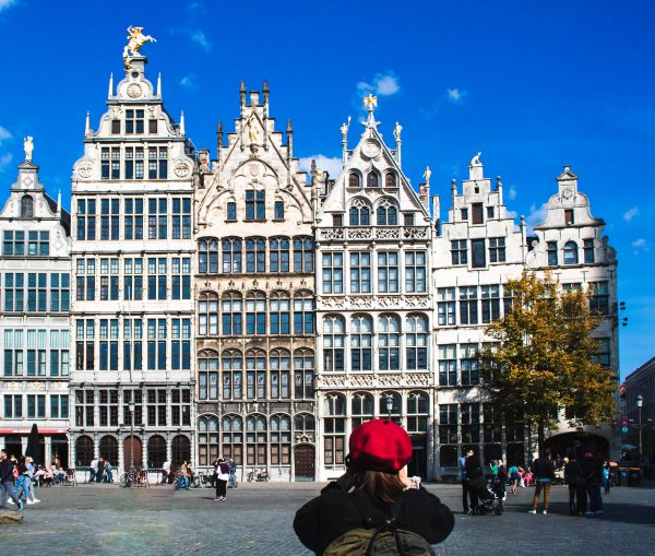 Бельгія Антверпен