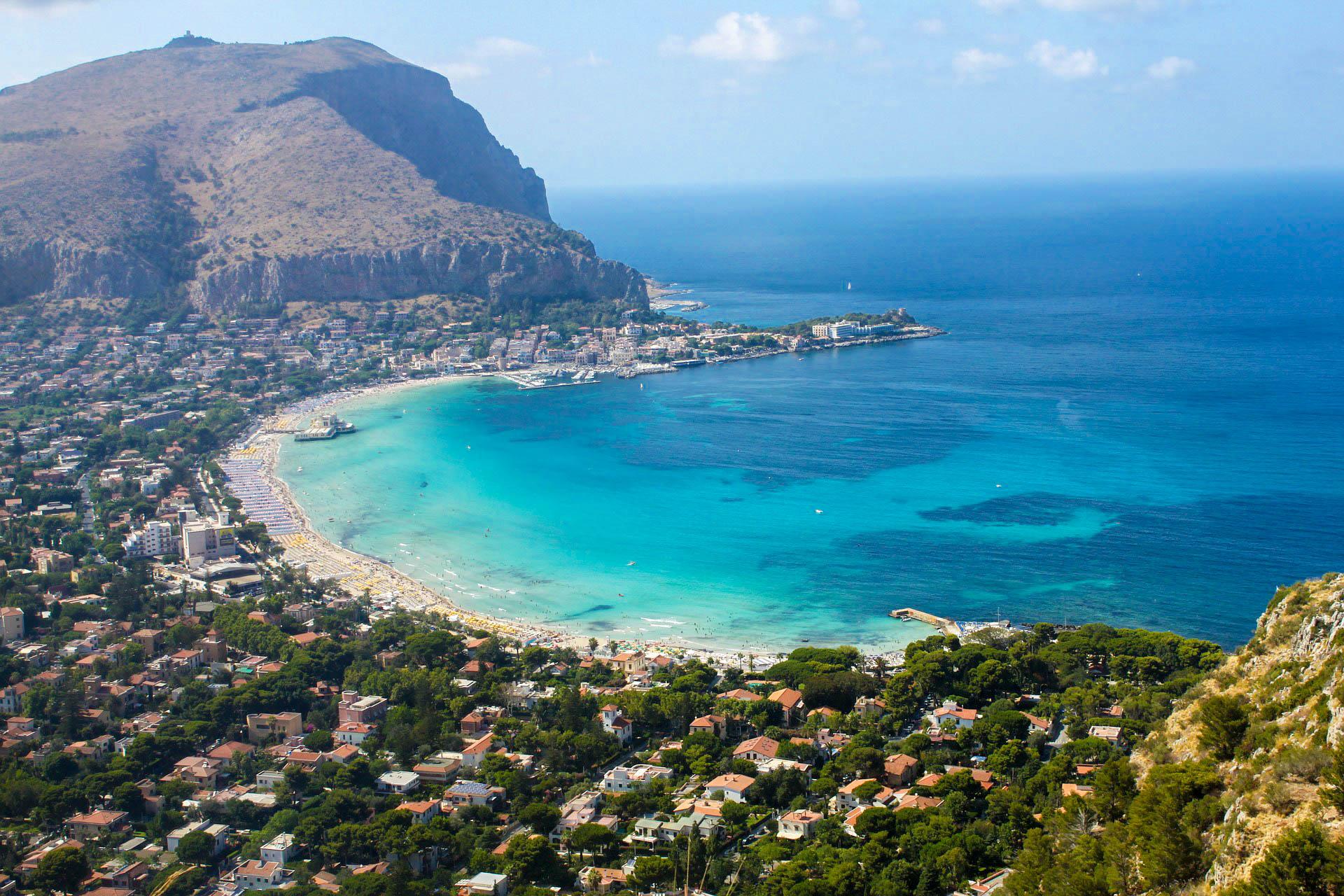 Італія Сицилія Палермо