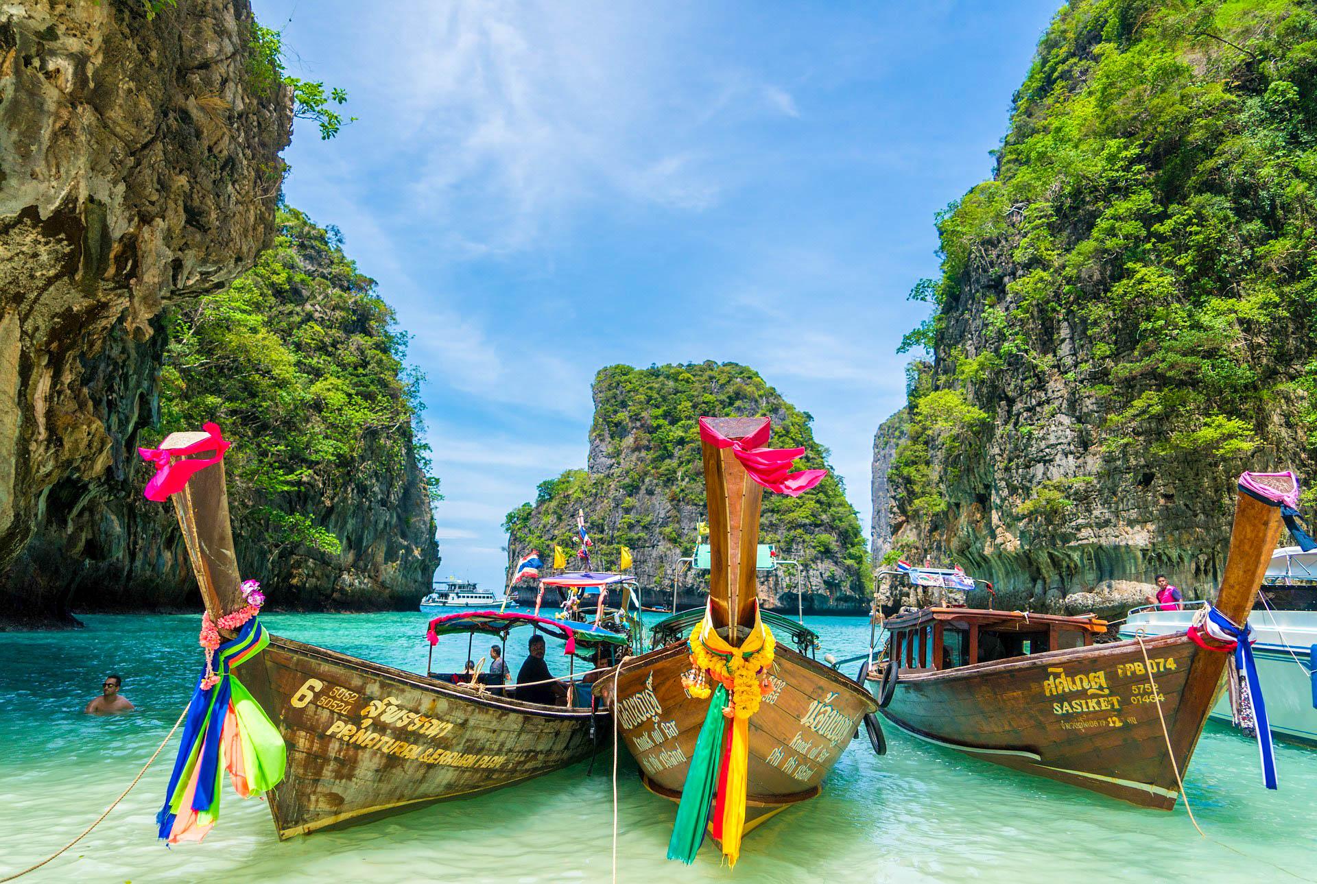 Таїланд Пхі-Пхі