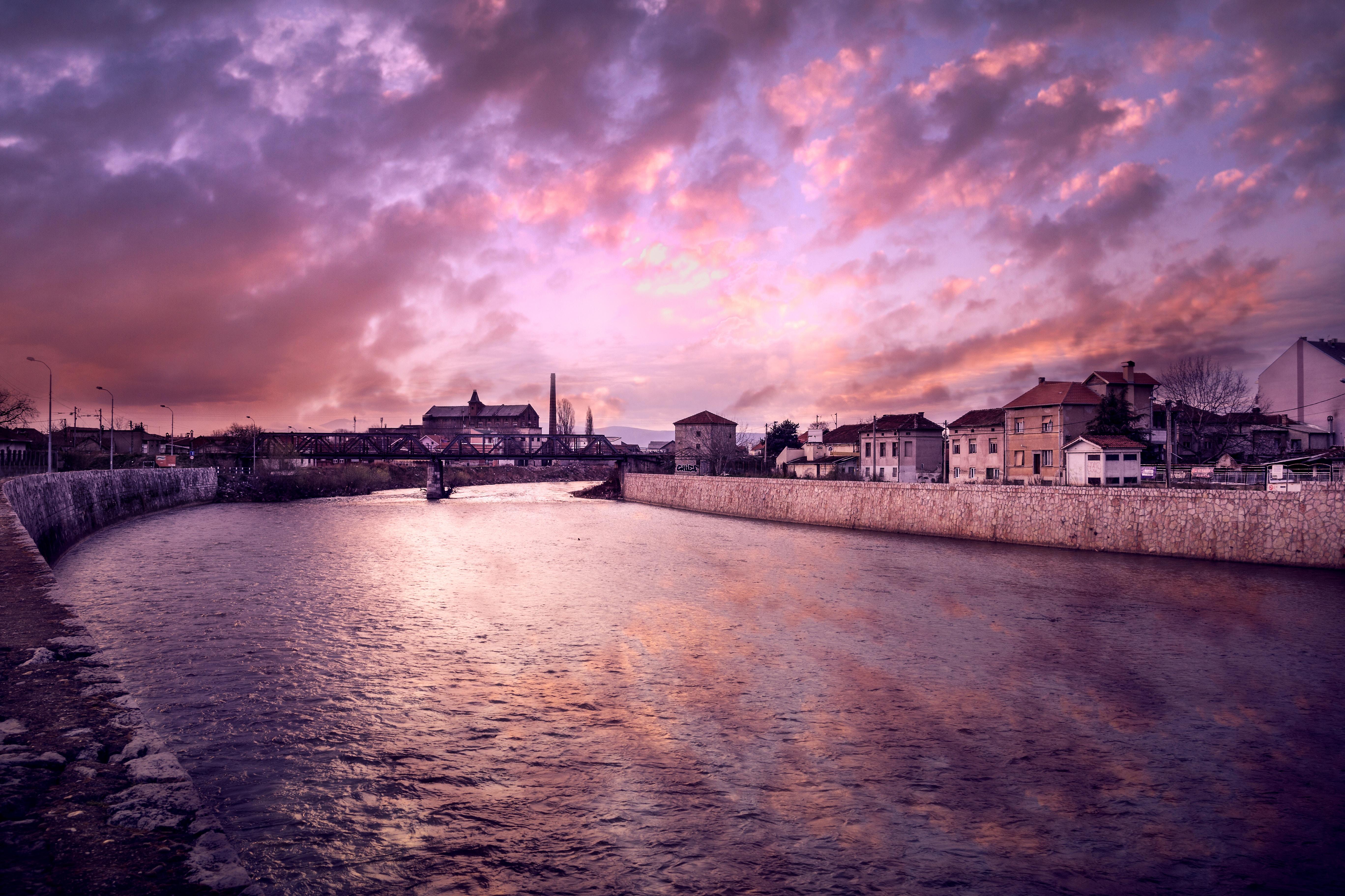 сербія ніш захід сонця