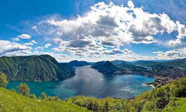 Швейцарія Лугано