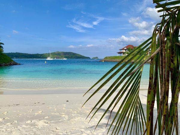пляжі на сейшелах