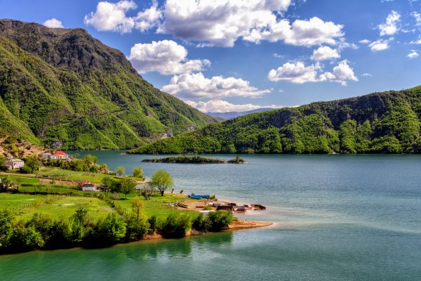 албанія пейзаж
