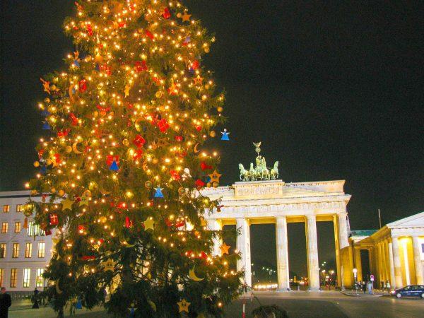 Німеччина Берлін Різдво