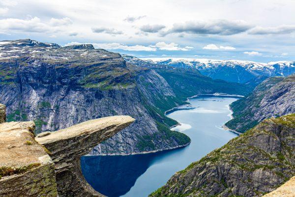 Норвегія язик троля