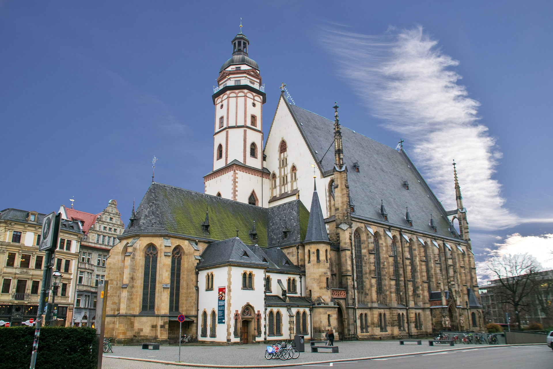 лейпциг церква святого томаса
