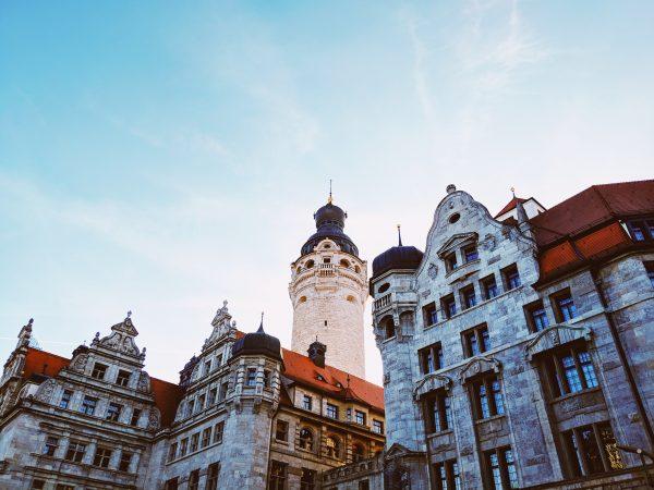 лейпциг старе місто