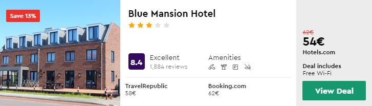 Blue Mansion Hotel