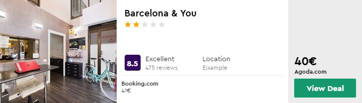 Barcelona & You