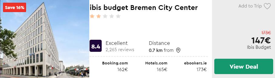ibis budget Bremen City Center