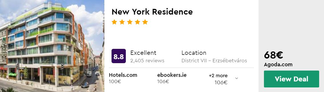 New York Residence