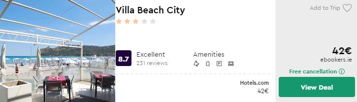 Villa Beach City