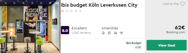 ibis budget Köln Leverkusen City