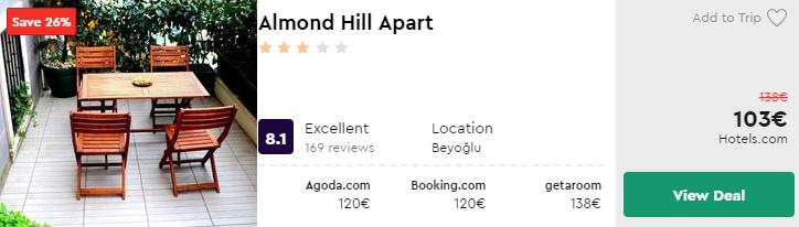 Almond Hill Apart