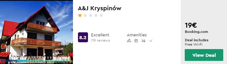 A&J Kryspinów