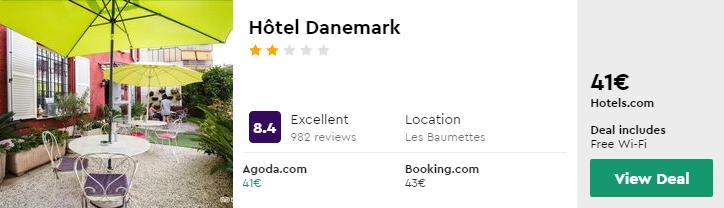 Hôtel Danemark
