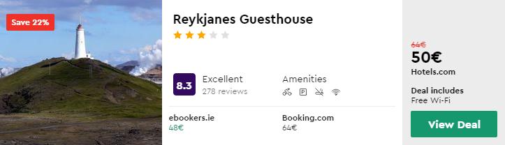 Reykjanes Guesthouse