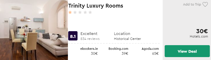 Trinity Luxury Rooms