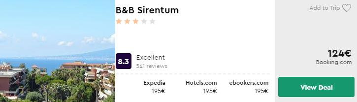 B&B Sirentum