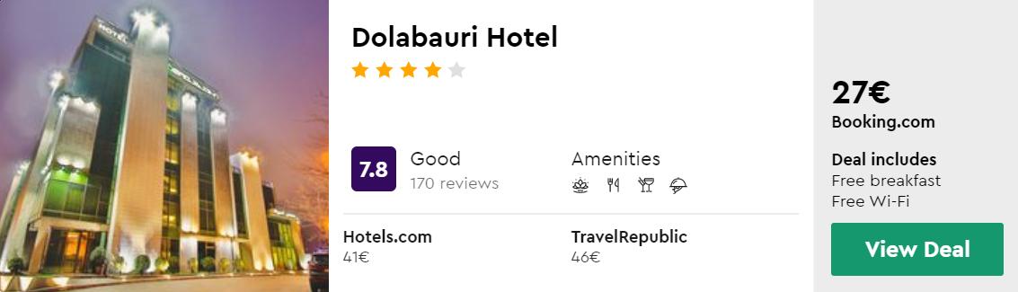 Dolabauri Hotel