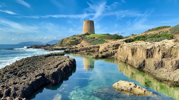 сардинія кальярі вежа