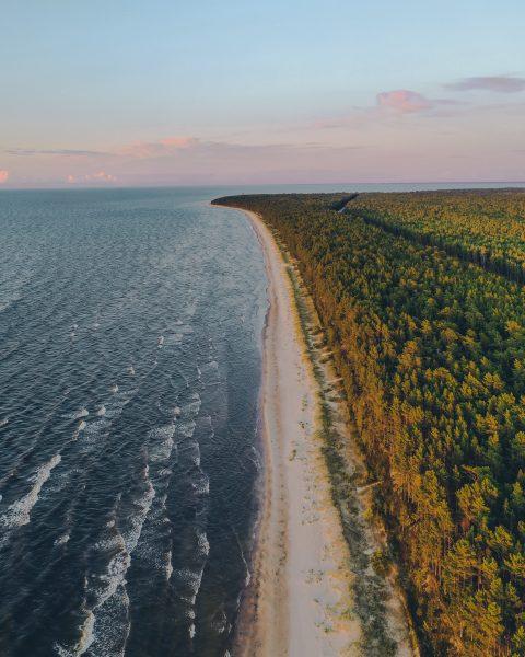 узбережжя балтийського моря