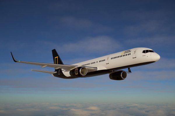 Літак Icelandair