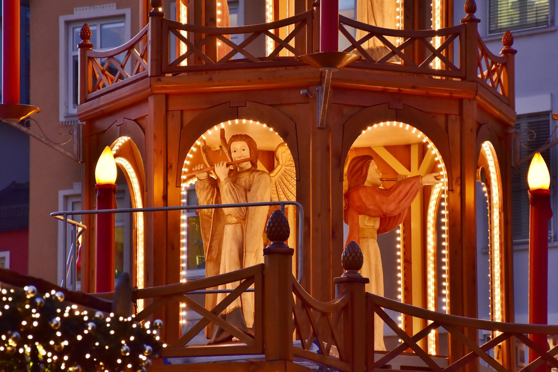 Німеччина Баварія Різдво