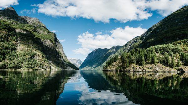 Норвегія фіорд