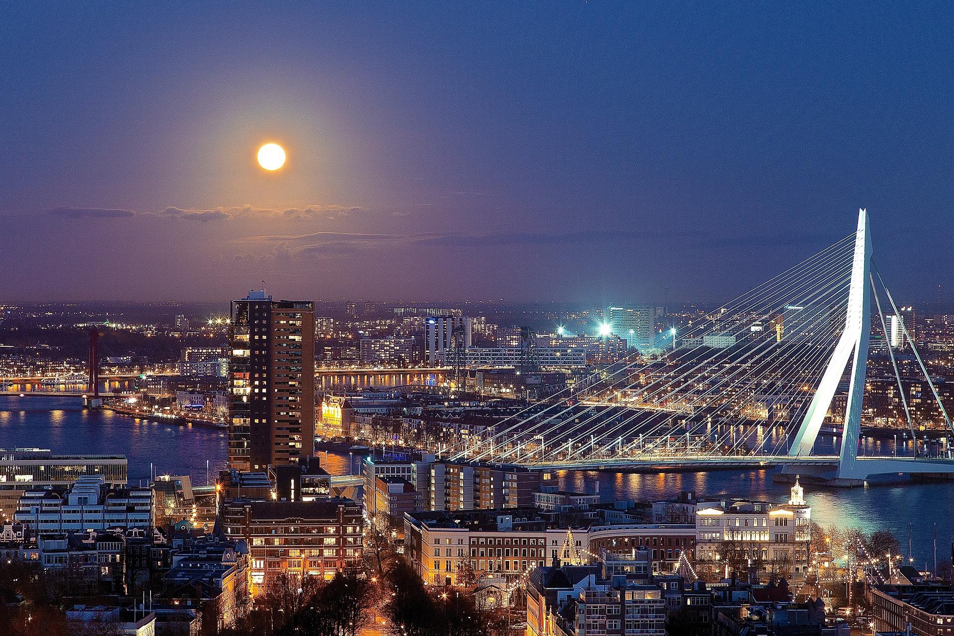 Голландия Роттердам