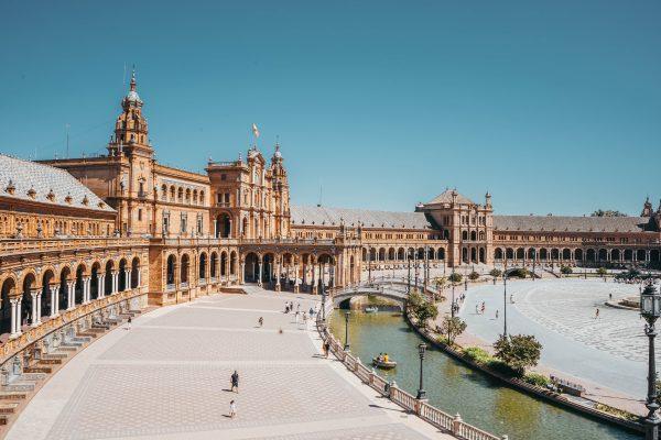 севілья плаза де іспанія