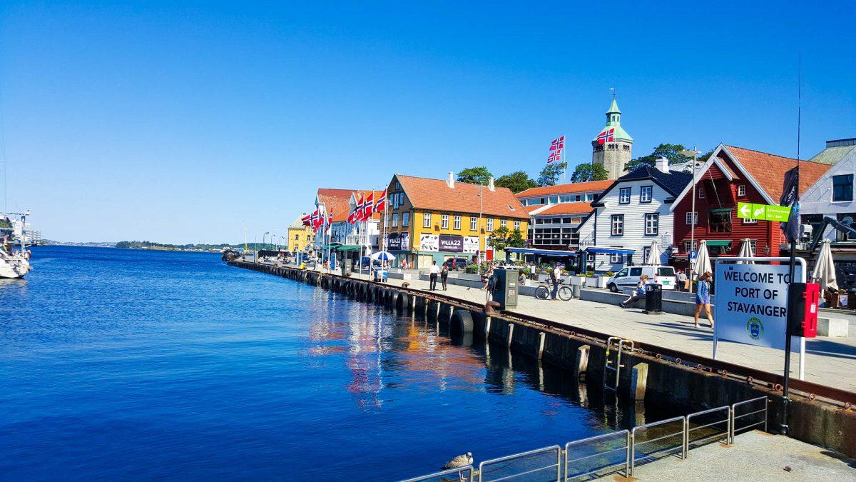 Норвегія Ставангер