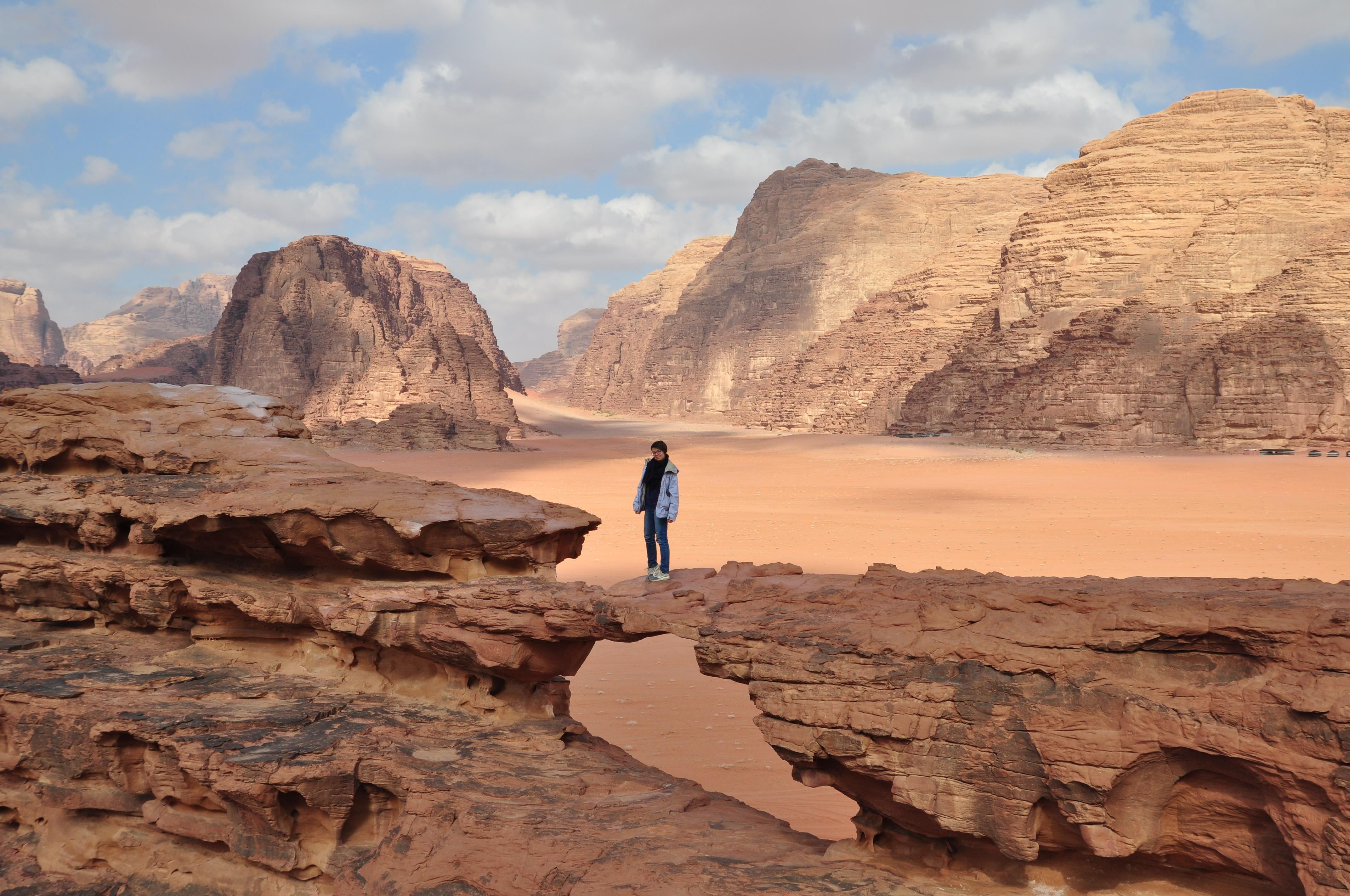 подорож йорданія