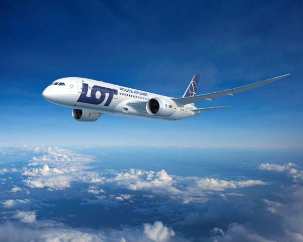 Літак LOT