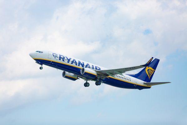 Літак Ryanair