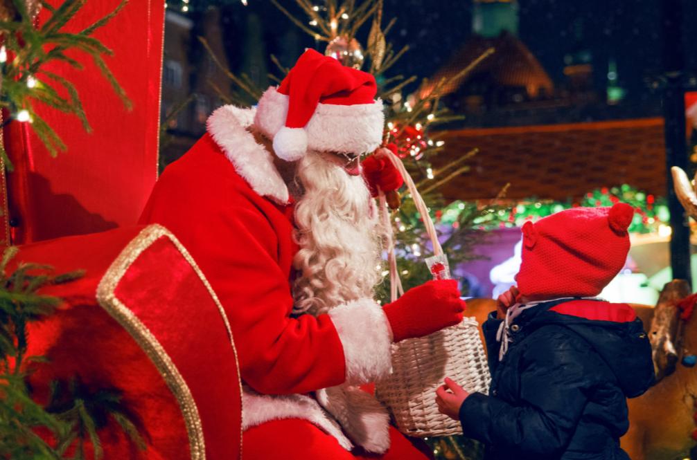 різдвяний ярмарок в гданську