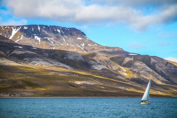 свальбард човен