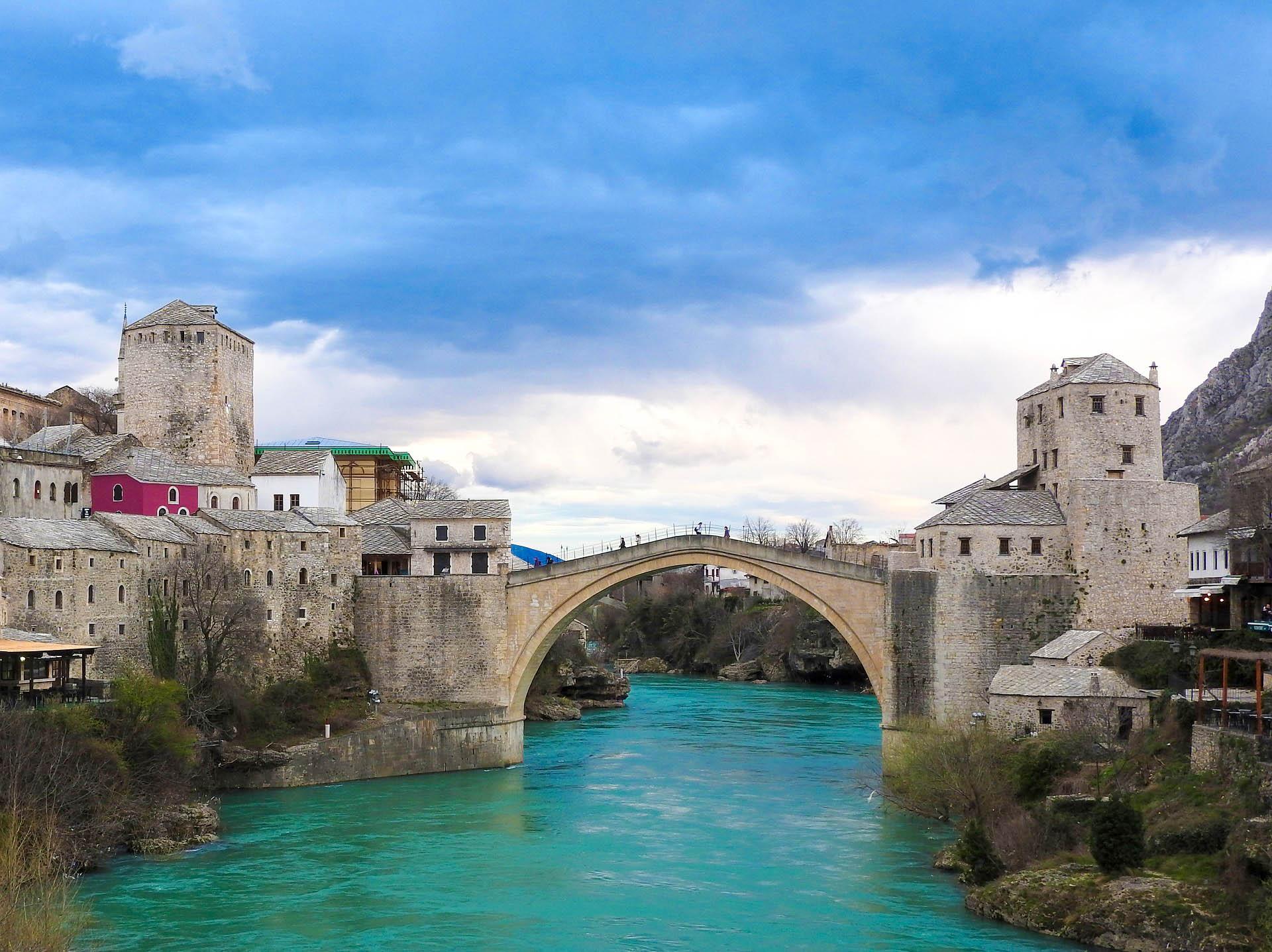 боснія мостар мост